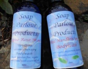 Soap Parlour Products Bodywash