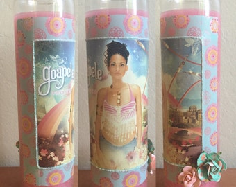 Goapele Deluxe Candle