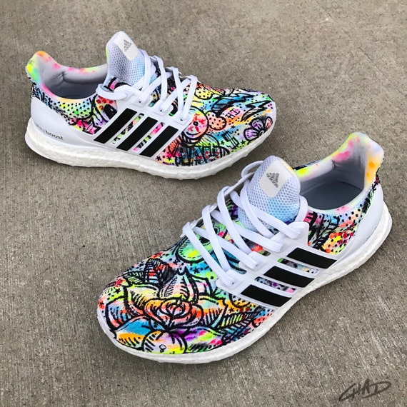 custom adidas ultra boost hydo 39 s shoes. Black Bedroom Furniture Sets. Home Design Ideas