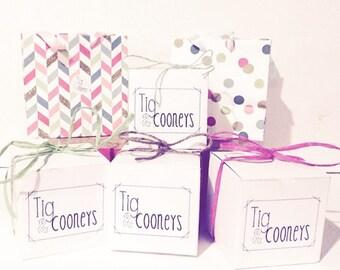 Gift Box + Note
