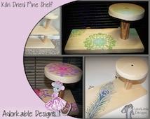 Shelf with Ledges (Rat-Chinchilla-Guinea Pig-Hedgehog-Hamster-Mouse-Ferret-Degu)