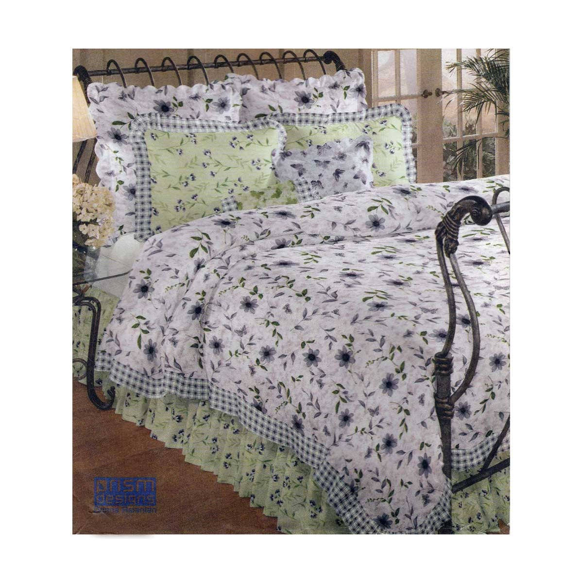 Bedding Sewing Pattern For Twin Full Queen King Size Bed