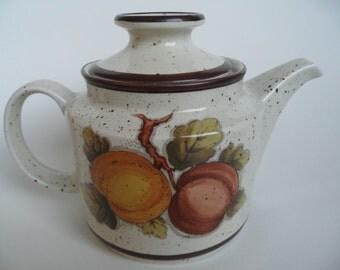 Winterling coffee pot,Winterling,Karina,coffee pot,pot,ceramic coffee pot,german pottery,Vintage ceramic coffee pot