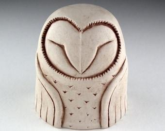 Whooo loves you? Sleeping Barn Owl