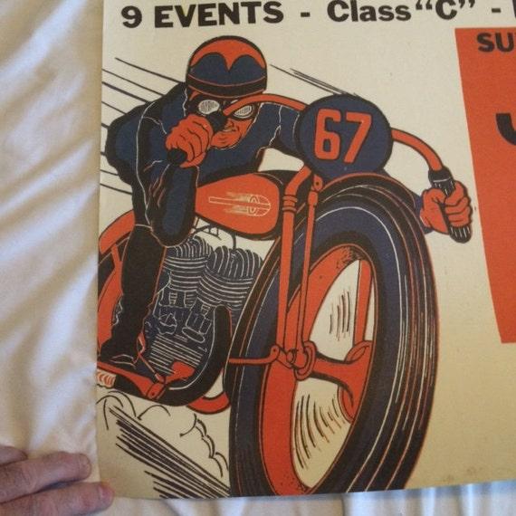 Vintage Motorcycle Races 20