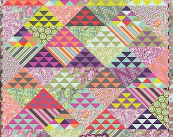 Tula Pink Chipper Quilt Kit