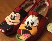 Mickey Mouse & Pluto TOMS