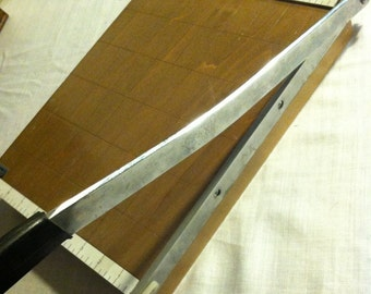 SALE/Vintage Tabletop Paper Cutter/MIKI/made in Japan/gift/craft room