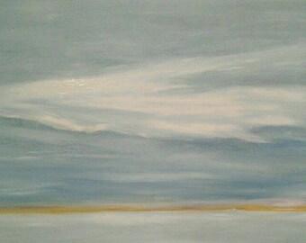 Softness in the sea breeze, 2015