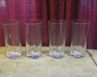 set of four pasabahce Drinking glasses