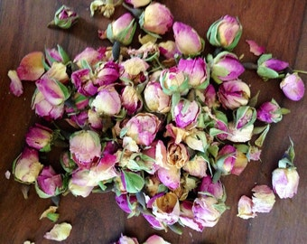 Rose buds ~ organic