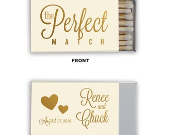 Personalized Wedding Matches Matchbook Match Book Custom Printed Lots Of Colors And Designs To Choose From