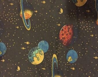90's cosmic print long sleeved top