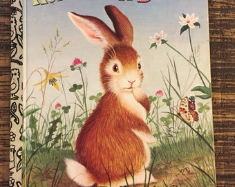 Home for a Bunny - 1993 Golden Book