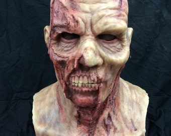 Werewolf no hair silicone life like mask by OneailFXStudios