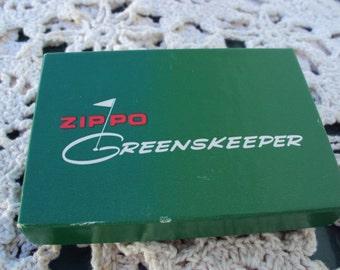 Zippo Greenskeeper