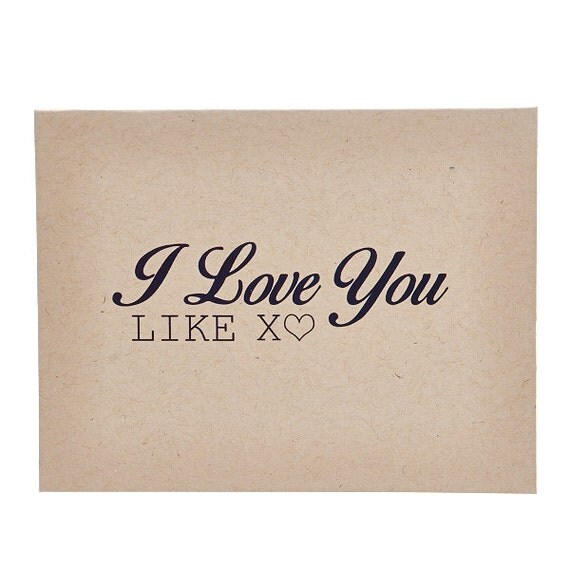 Love you like XO by Victoria Macey on Dribbble
