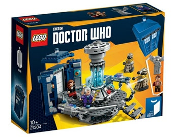 LEGO Ideas BBC Doctor Who #21304 - 623 Pieces Building Toy