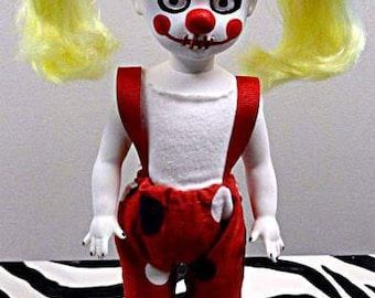 OOAK Clown Doll