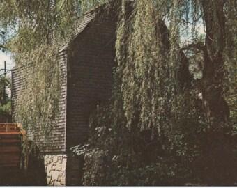 Grist Mill, Sandwich, Cape Cod, Massachusetts, Unused Postcard of  fair shape, c1970s