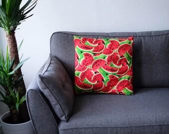 Large Watermelon Cushion