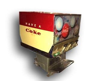 1960's Multiplex Meteor Coca Cola Dispenser