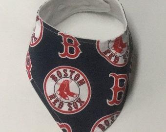 NEW!! Boston Red Socks Baseball Baby Bandana Bib, baby bib, bibdana, teething bib, drool bib, Minnesota Wild Bandana Bib