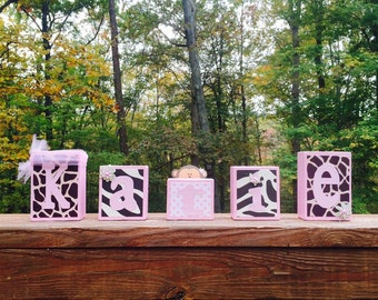 Baby Nursery Blocks