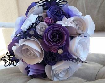 Large Paper Rose bouquet