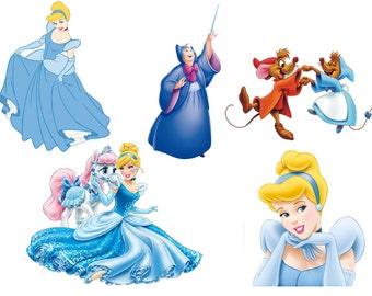 Cinderella Die Cuts