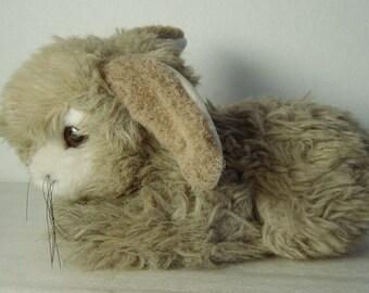 Steiff plush rabbit bunny Snuffy with button