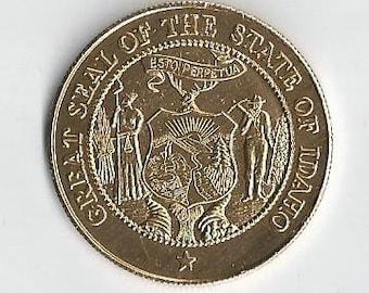 Great Seal of Idaho Medal
