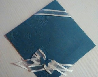 Butterfly wedding, invitation, Participation 20