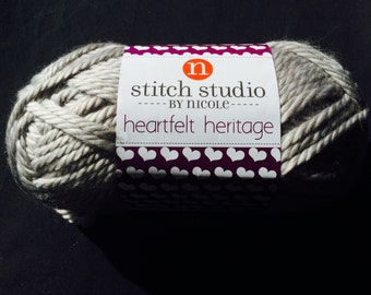 "Stitch Studio by Nicole - Heartfelt Heritage in ""Pewter"""