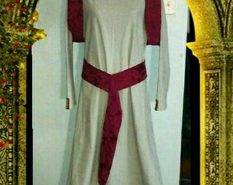 ITALIAN RENAISSANCE COURT Dress - Larping -_Renaissance - 4Pc