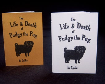 The Life & Death of Pudgy the Pug