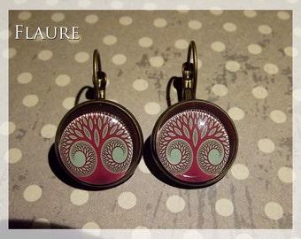 """Earrings """"Celtic Tree"""""""