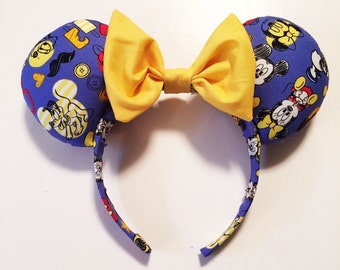 Baby Disney Characters Mouse Ears