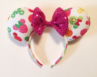 Mickey Fruit Mouse Ears