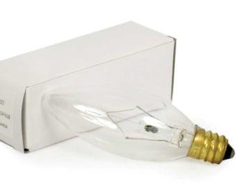 40 Watt Candelabra Bulb