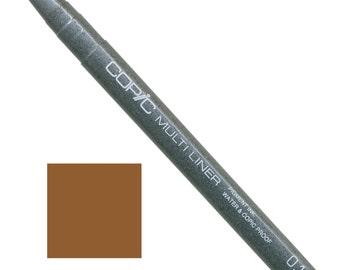 Copic Multiliner Pen - Sepia 0.1mm by Imagination International