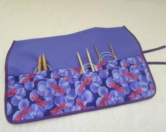 Circular Knitting needle case (E5496)