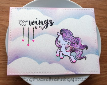 encouragement card // friendship card // all occasion card // card for friend // card for sister // birthday card
