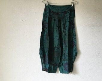Vintage 80s Capri Pants