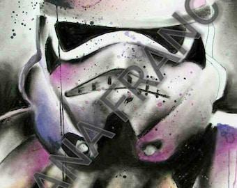 Star Wars Sand Trooper