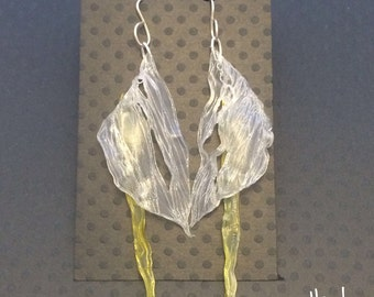 """Earrings """"Feathers and Wings"""""""
