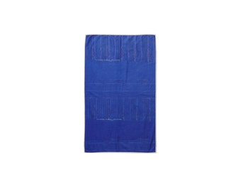 Yves Blue Performance Hand Towel