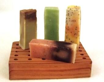 100 soap samples// variety of soap samples//
