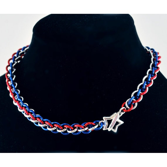 Basket Weave Chainmaille Tutorial : Chainmaille tutorial jens pind bracelet or necklace