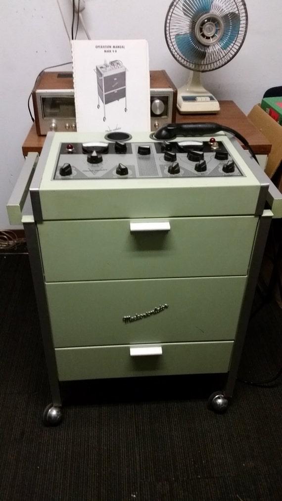 Vintage Medco Sonlator Mark V Electrical Muscle Stimulator